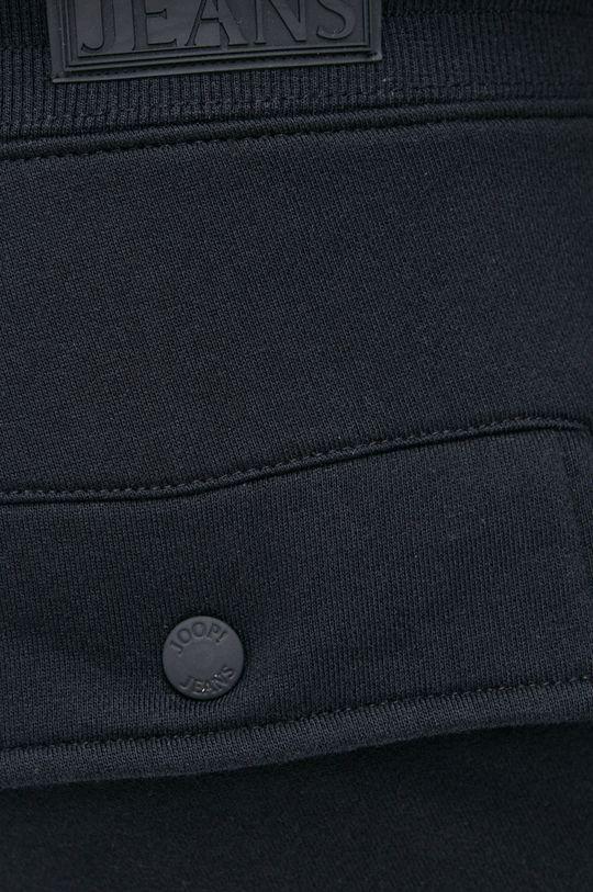 czarny Joop! - Spodnie bawełniane