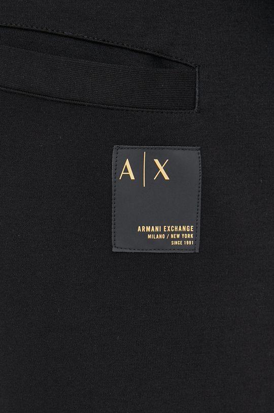μαύρο Armani Exchange - Παντελόνι