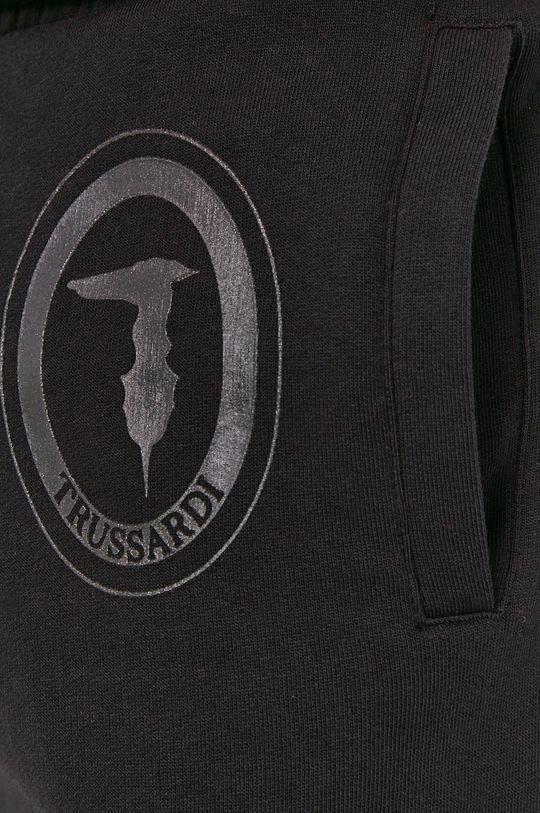 černá Trussardi - Kalhoty