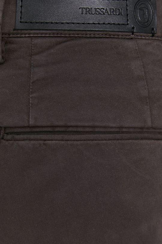 szary Trussardi - Spodnie