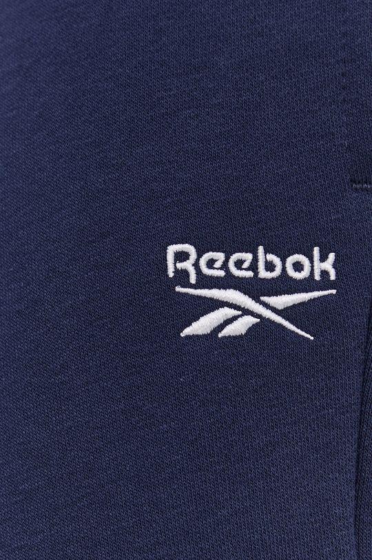 Reebok - Spodnie 80 % Bawełna, 20 % Poliester z recyklingu