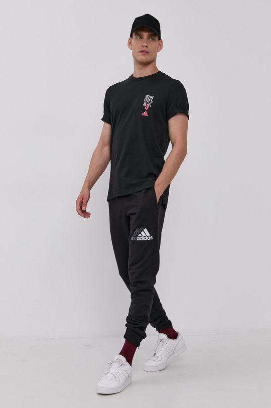 adidas - Kalhoty černá