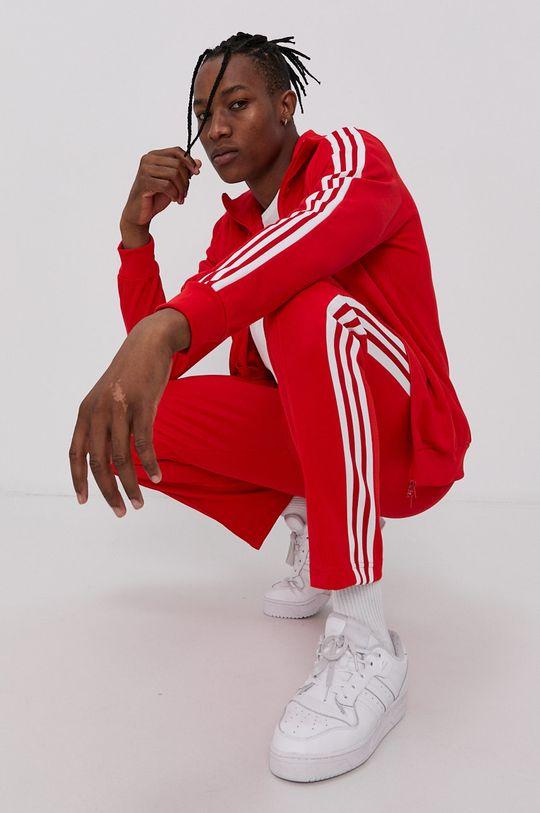 červená adidas Originals - Kalhoty Pánský