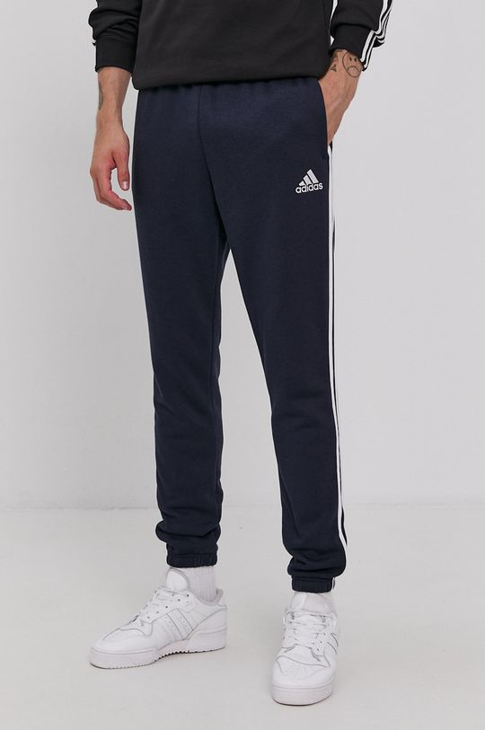 námořnická modř adidas - Kalhoty Pánský