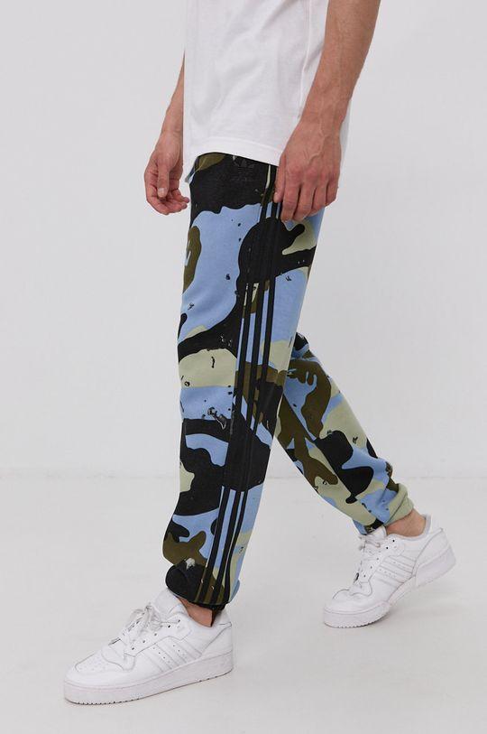 vícebarevná adidas Originals - Kalhoty