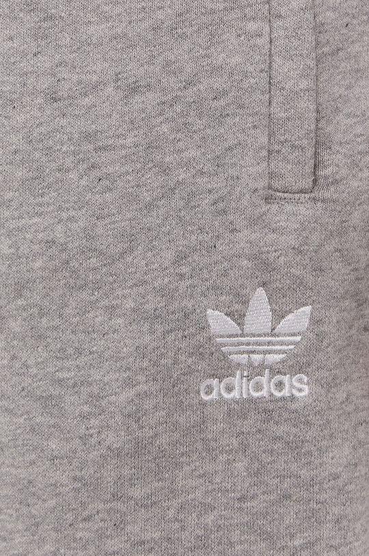 szary adidas Originals - Spodnie