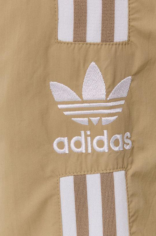 béžová adidas Originals - Kalhoty