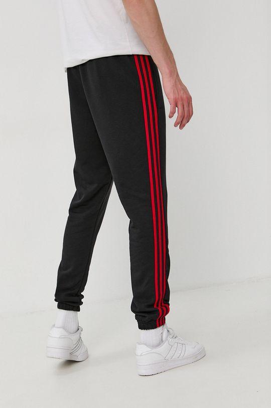 adidas - Pantaloni  Materialul de baza: 53% Bumbac, 36% Poliester , 11% Viscoza