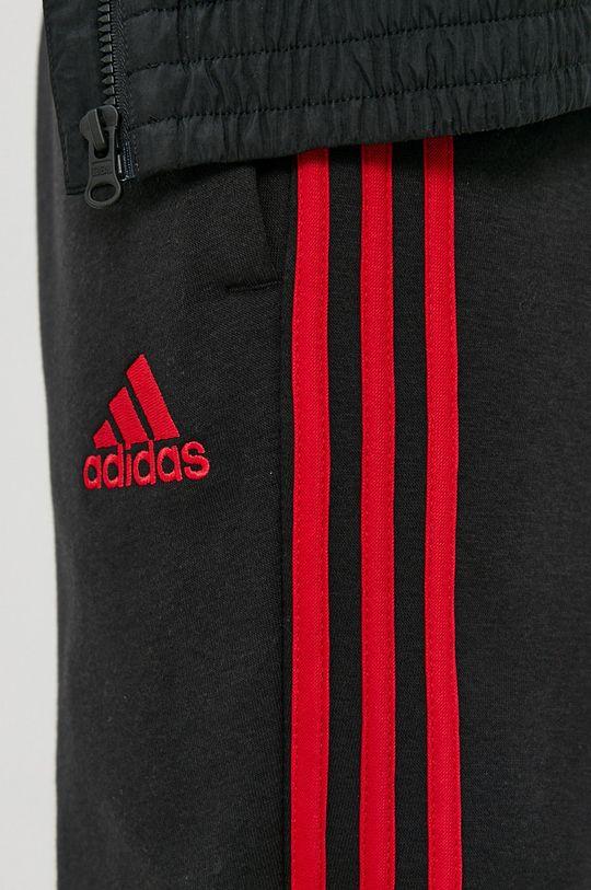 negru adidas - Pantaloni