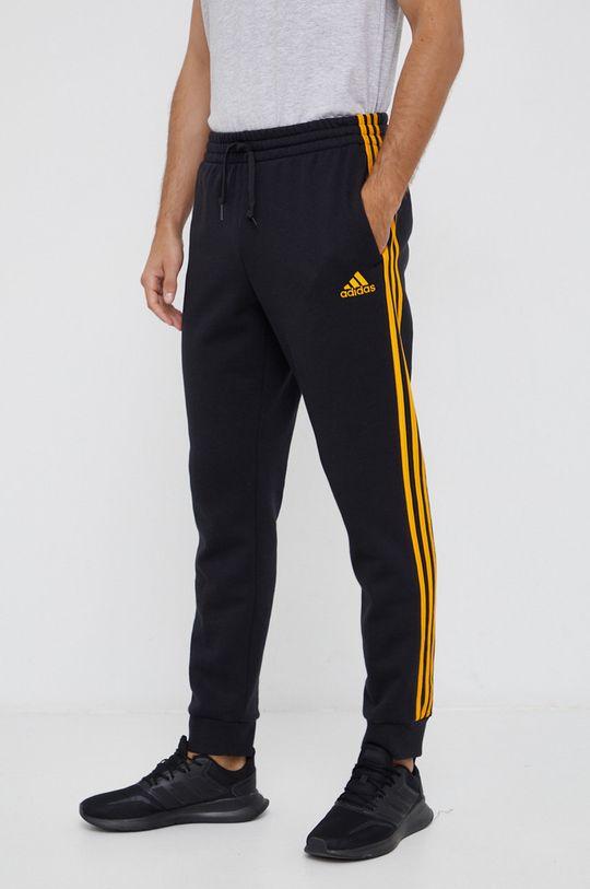 μαύρο adidas - Παντελόνι Ανδρικά