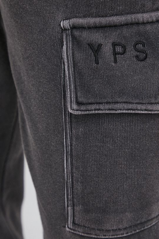 szary Young Poets Society - Spodnie Aris Sweat