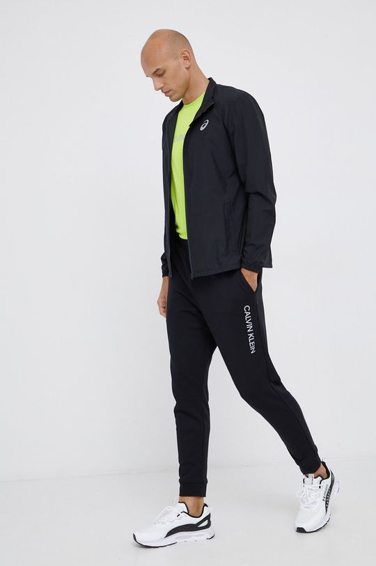 Calvin Klein Performance - Pantaloni negru