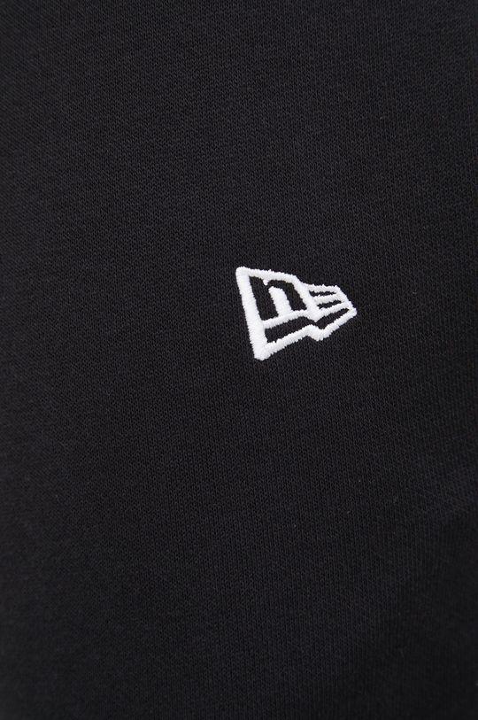 czarny New Era - Spodnie