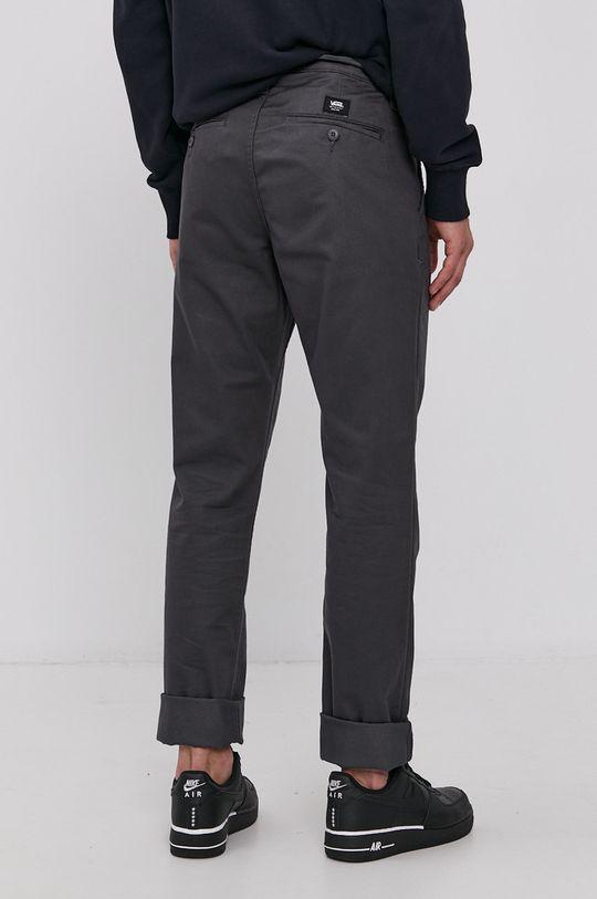 Vans - Spodnie 64 % Bawełna, 2 % Elastan, 34 % Poliester