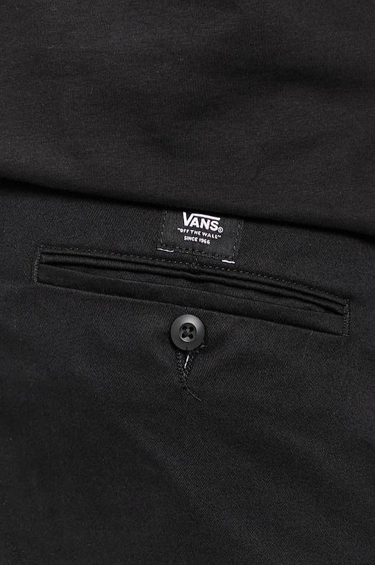 czarny Vans - Spodnie