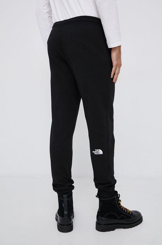 czarny The North Face - Spodnie bawełniane