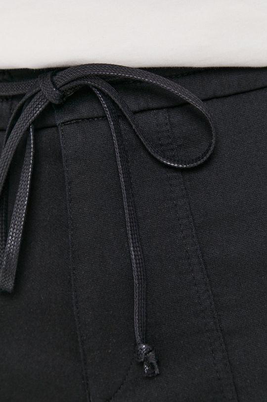 czarny Drykorn - Spodnie Kab
