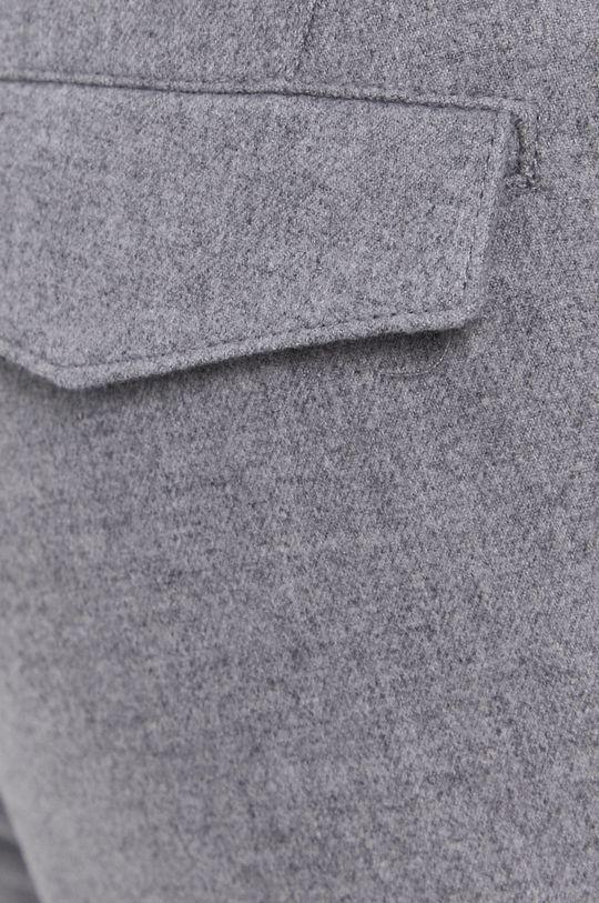 szary Drykorn - Spodnie Nosh