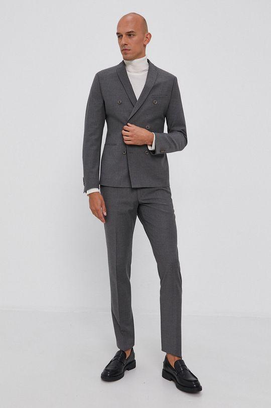 Drykorn - Spodnie Piet szary