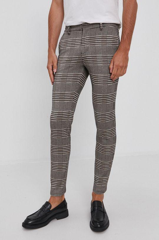 Drykorn - Spodnie Sight brązowy