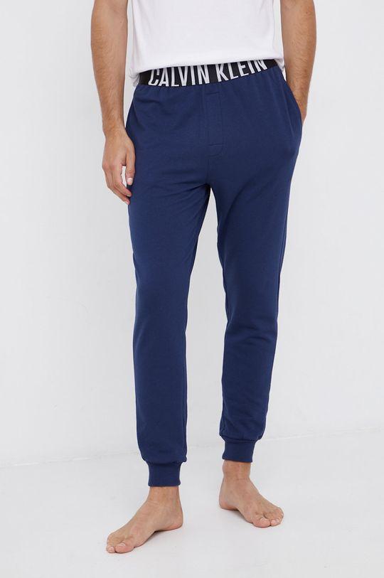 námořnická modř Calvin Klein Underwear - Pyžamové kalhoty Pánský