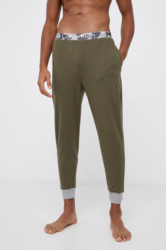 militarny Calvin Klein Underwear - Spodnie piżamowe Męski
