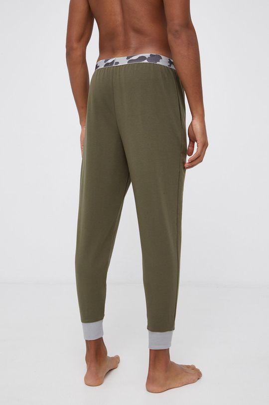 Calvin Klein Underwear - Spodnie piżamowe militarny
