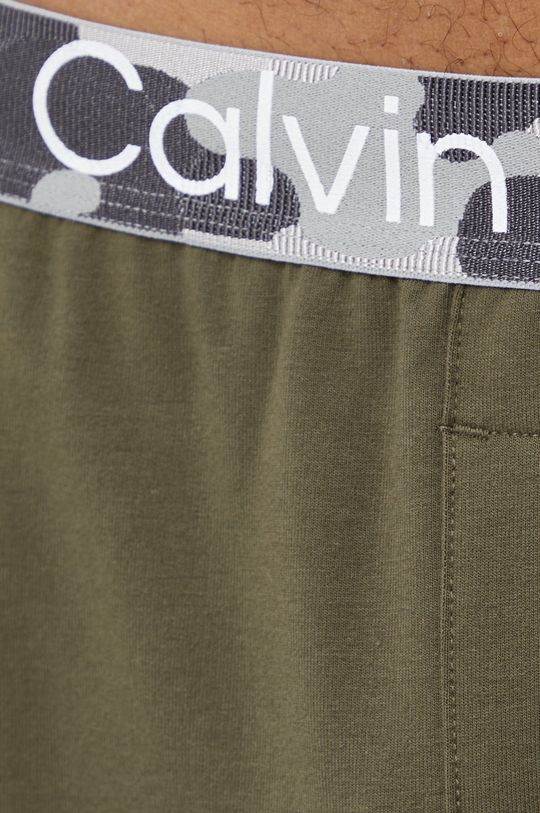 militarny Calvin Klein Underwear - Spodnie piżamowe
