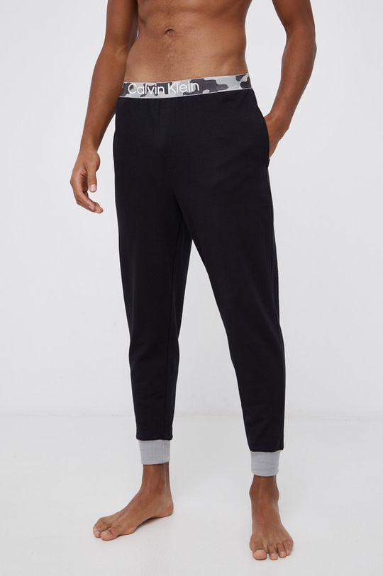 czarny Calvin Klein Underwear - Spodnie piżamowe Męski
