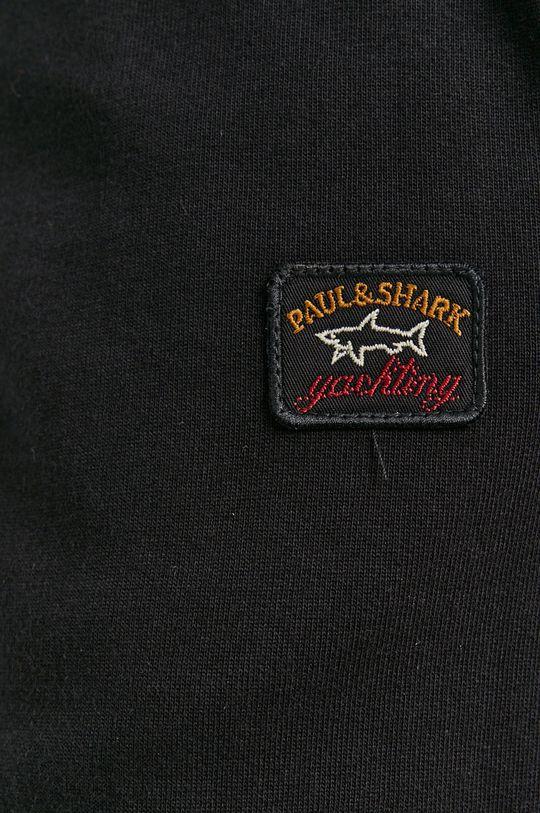 černá PAUL&SHARK - Kalhoty