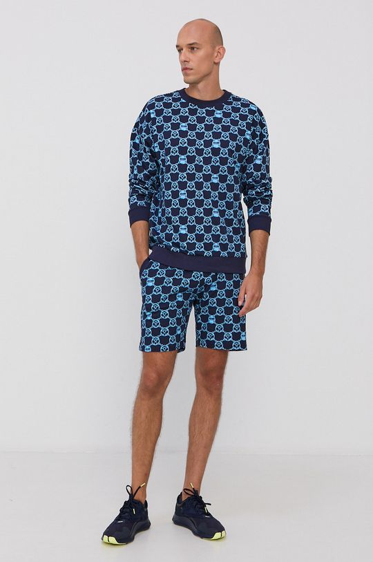 Moschino Underwear - Szorty niebieski