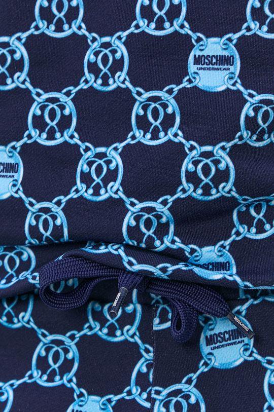 niebieski Moschino Underwear - Szorty