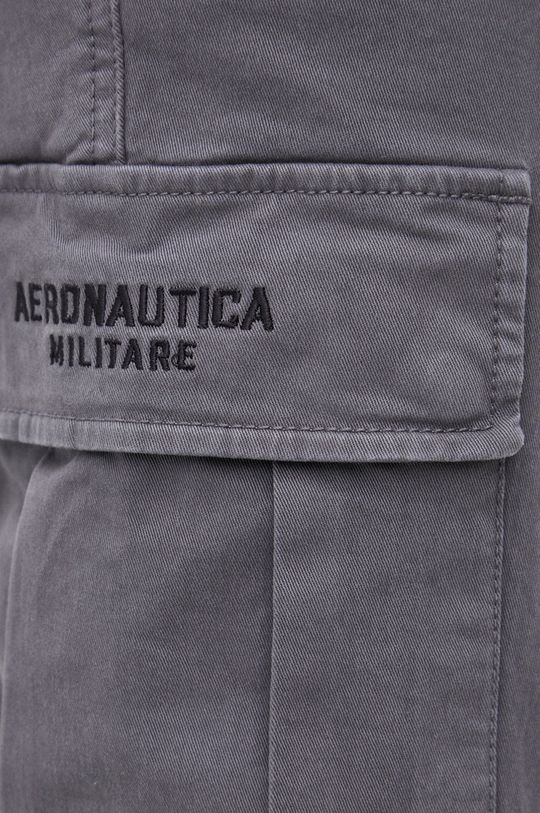 szary Aeronautica Militare - Spodnie