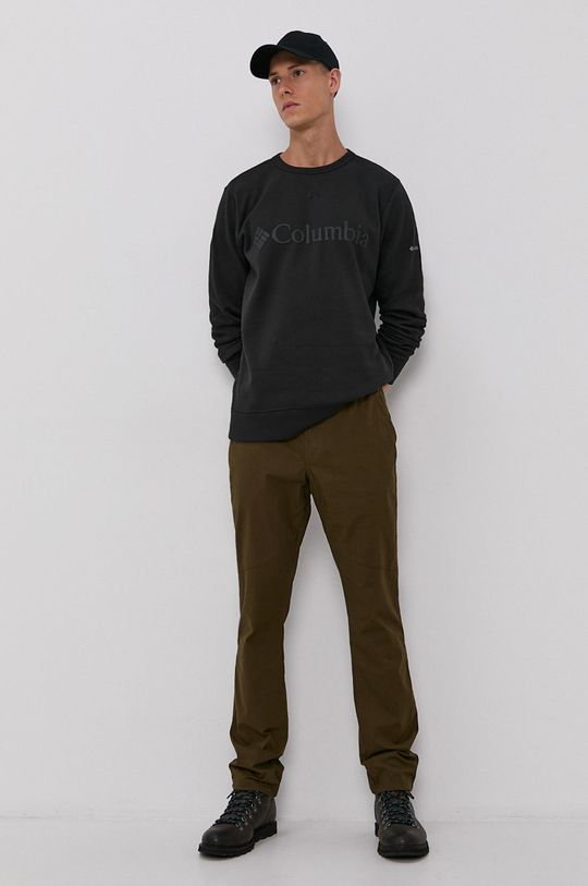 Columbia - Kalhoty olivová