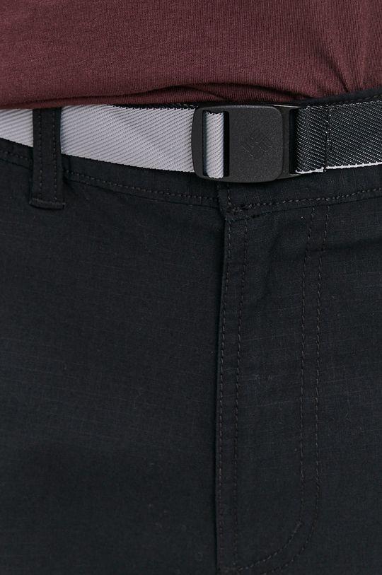 czarny Columbia - Spodnie
