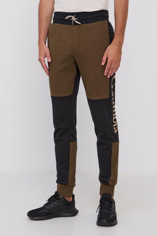 Columbia - Spodnie oliwkowy