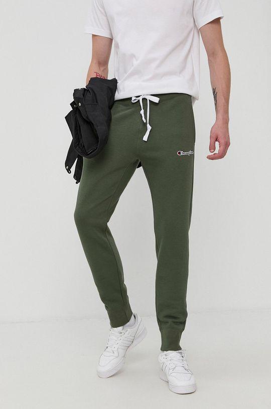 verde maro Champion - Pantaloni De bărbați