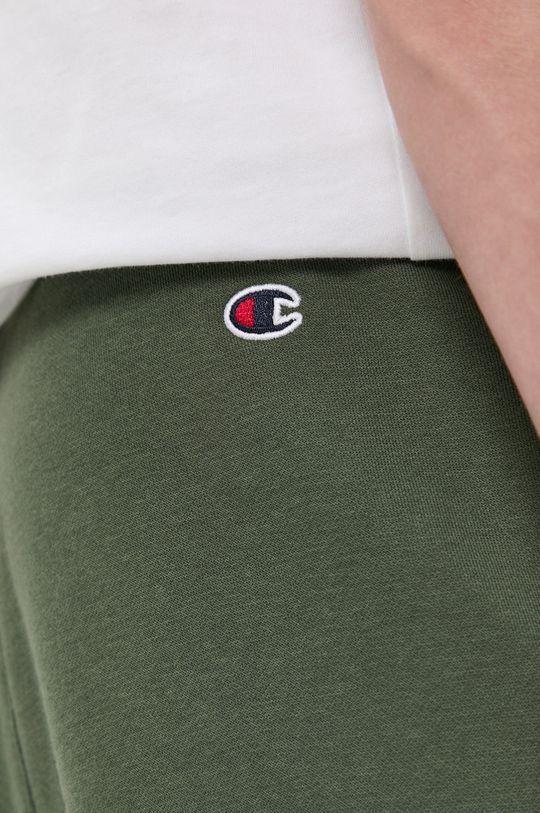 verde maro Champion - Pantaloni