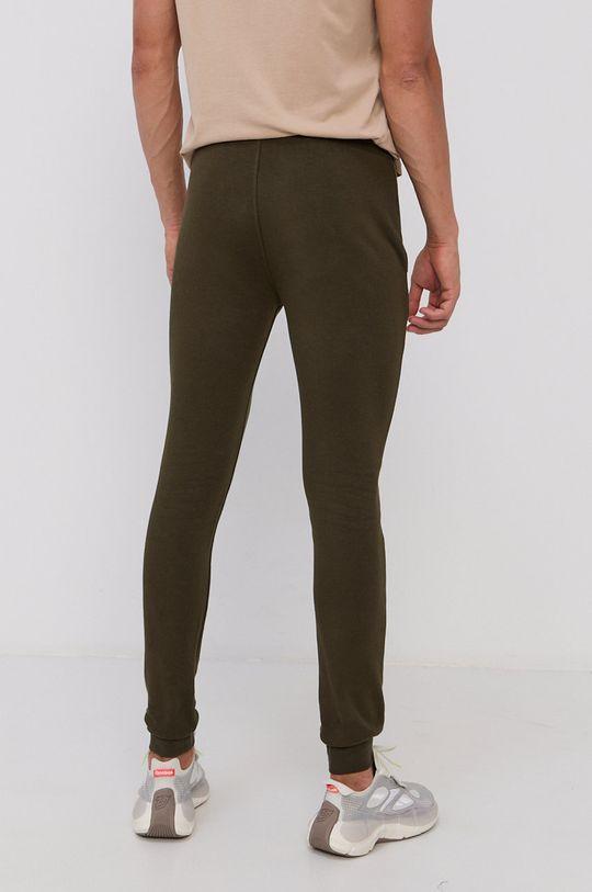 ciemny zielony Brave Soul - Spodnie