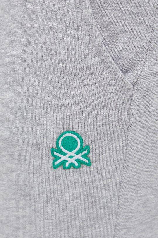 szary United Colors of Benetton - Spodnie