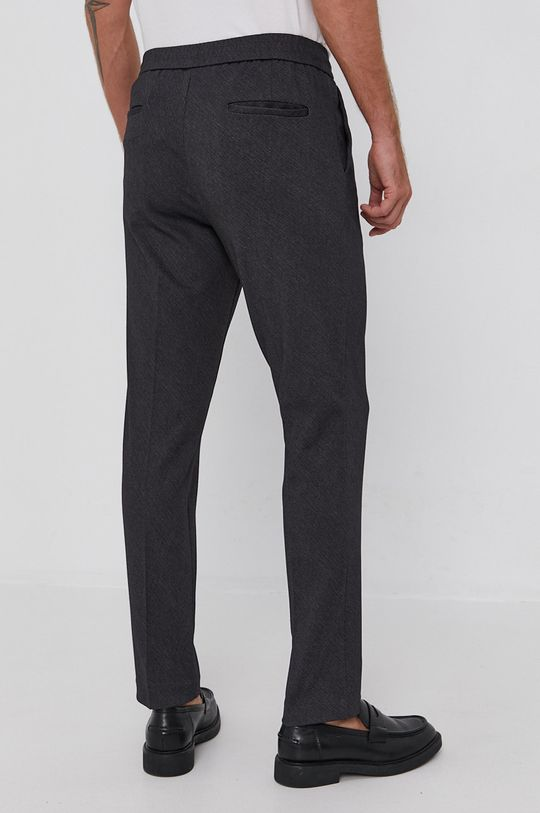 Sisley - Spodnie 4 % Elastan, 60 % Poliester, 36 % Wiskoza