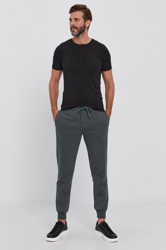 Sisley - Spodnie zielony