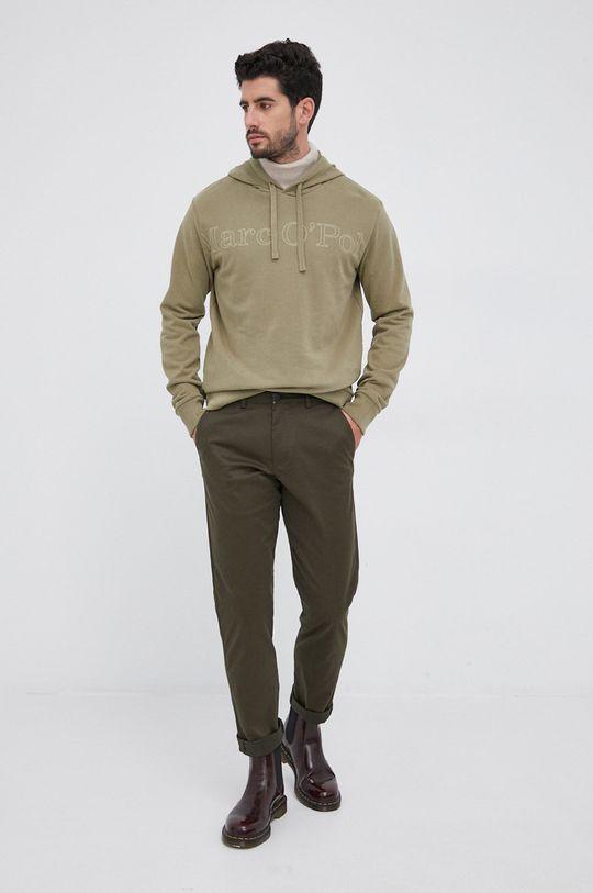 Selected - Spodnie zielony