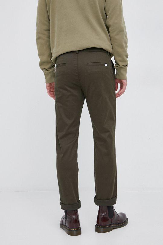 Selected - Spodnie 3 % Elastan, 97 % Bawełna organiczna