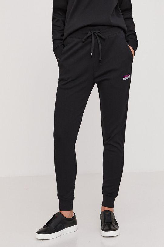 Hugo - Spodnie z kolekcji urodzinowej  100 % Bawełna