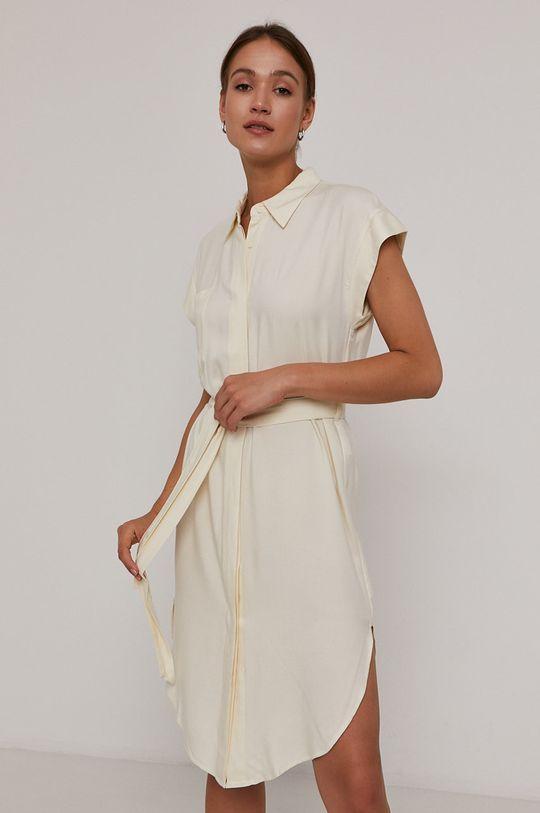 Vero Moda - Šaty  100% Viskóza