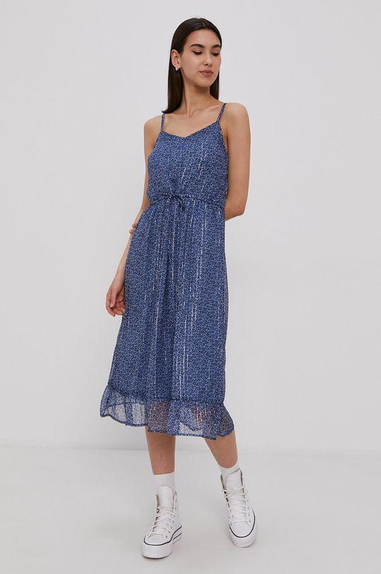 Only - Sukienka fioletowy