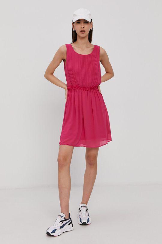 Jacqueline de Yong - Sukienka ostry różowy