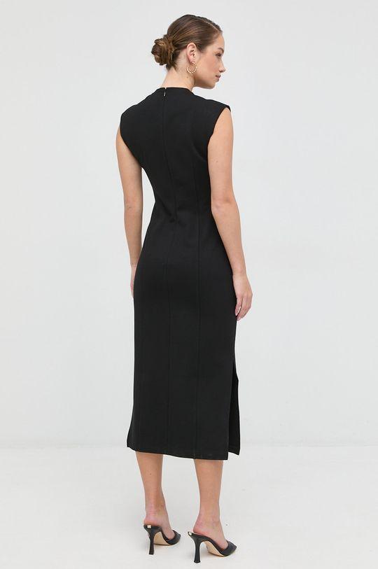 černá IVY & OAK - Šaty Debbie