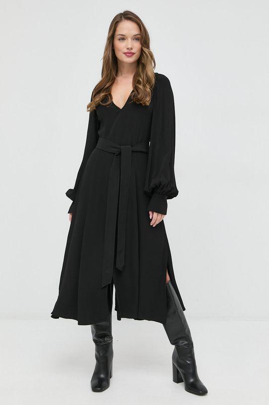 IVY & OAK - Šaty Dionne černá